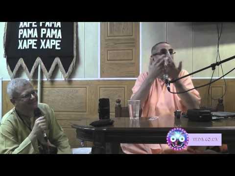 Чайтанья Чаритамрита Ади 2.23-24 - Ниранджана Свами
