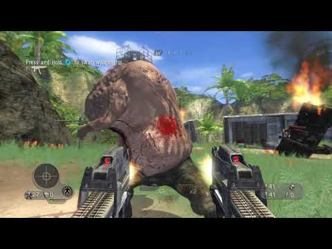 Far Cry Instincts Predator Instincts Walkthrough Part 2 Ending 1080p 60fps No Commentary Youtube