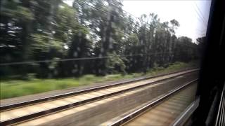 Amtrak HD EXCLUSIVE: Acela Express Train 2165 Boston to New York Full Ride (8/21/13)