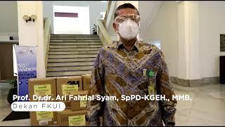 Donasi Masker N95   ILUNI FEB UI Peduli melalui ILUNI FK UI screenshot 3