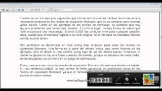 Curso de Forex - 28 de 99 - Expansión de Fibonnaci