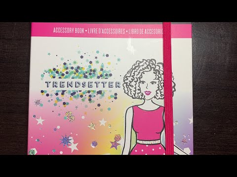 *New* Happy Planner Girl Accessory Book-Trendsetter