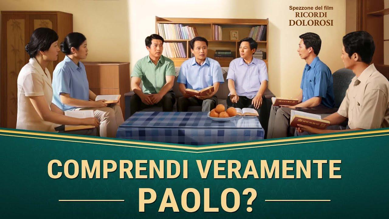 """Film cristiano """"Ricordi dolorosi"""" (Spezzone 3/6) - Comprendi veramente Paolo?"""