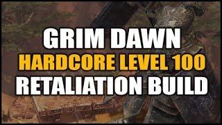 Grim Dawn Most Powerful Build