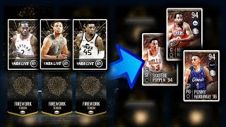 The Only Way You Should Grind The New Year Promo!! - Nba Live Mobile 19