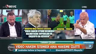 (..) Beyaz Futbol 3 Eylül 2017 Kısım 1/3 - Beyaz TV