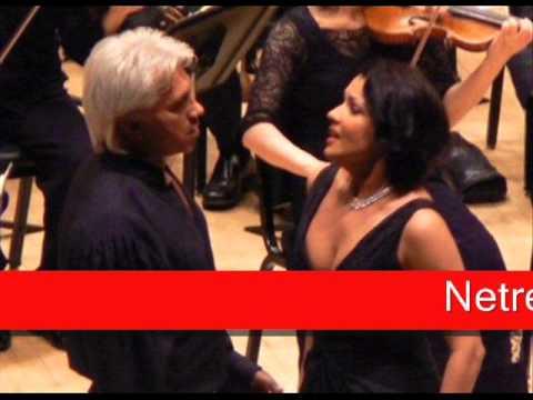 Anna Netrebko & Dmitri Hvorostovsky: Verdi - La Traviata, 'Dite alla giovine'