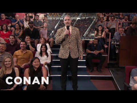 Cover Lagu Andy's Sports Blast: Hockey Edition - CONAN on TBS stafamp3