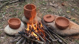 Primitive Technology: Primitive Pottery Technology