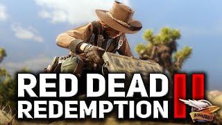 Red Dead Redemption 2 на ПК - Прохождение - Часть 17 - Эпилог