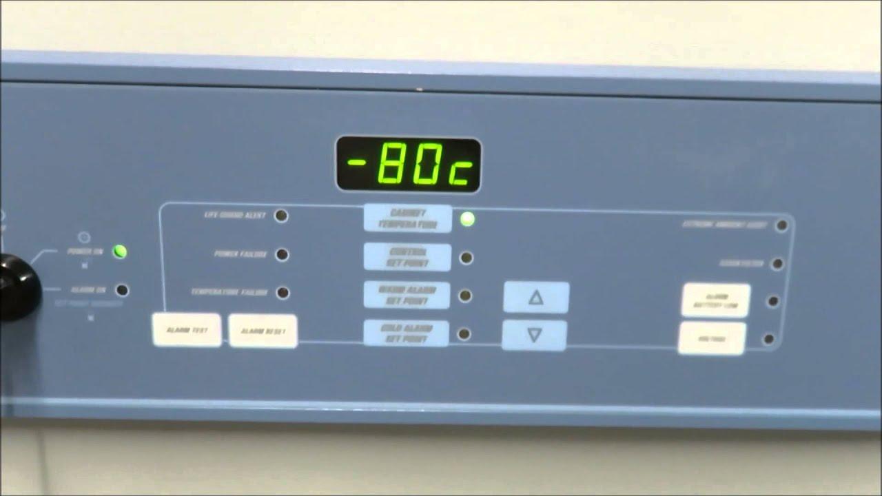 thermo revco ultima plus 80 freezer the lab world group youtube rh youtube com