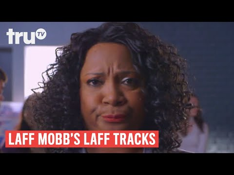 Laff Mobb's Laff Tracks - How To Bypass Baggage Fees (feat. Alycia Cooper) | truTV