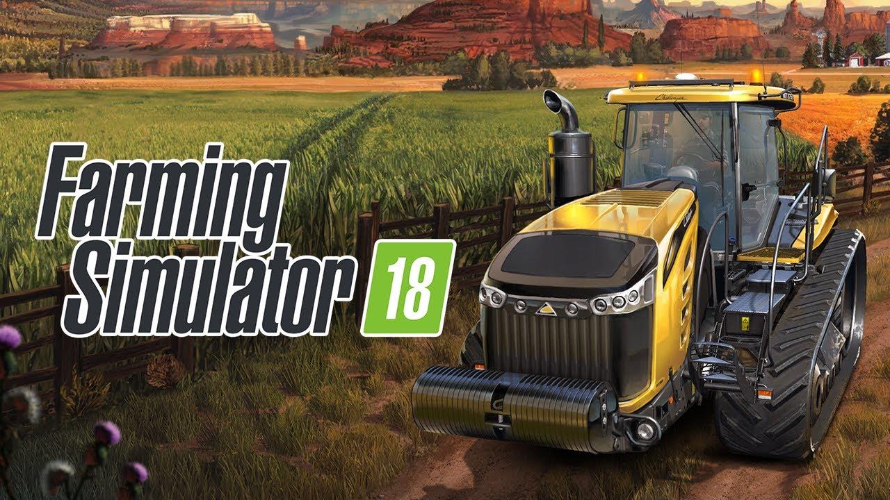 Скачать сборку farming simulator 2018