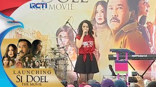 LAUNCHING SI DOEL THE MOVIE Wizzy Selamat Jalan Kekasih 31 Juli 2018