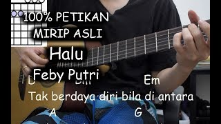 Chord & Lirik ---- https://belajarakustikgitar.blogspot.com/2019/11/kuncichord-lagu-halu-by-feby-putri.html Dapatkan gitar Galena disini ---- WA ...