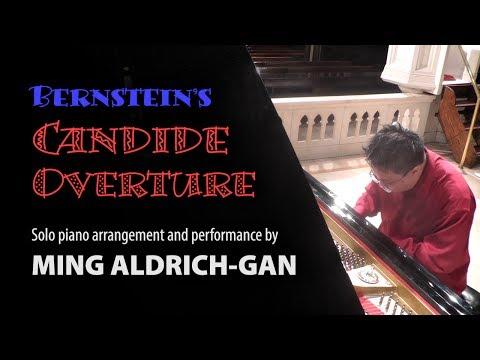 Candide Overture (Ming Aldrich-Gan, solo piano)