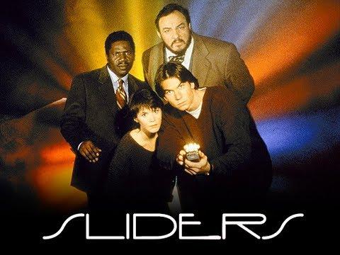 Sliders - The Making Of Sliders.