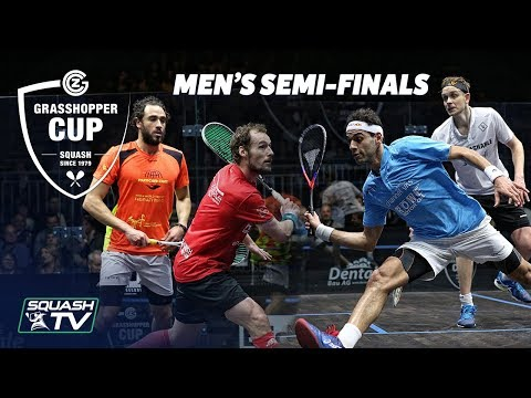Squash: Grasshopper Cup 2018 - Semi-Final Roundup
