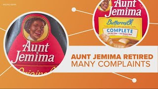 The makers of aunt jemima pancake mix and syrup announced they will retire brand, acknowledging its racist past, which was created more than a century ag...