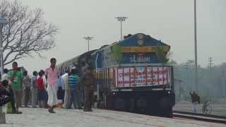 First Train for Arunachal Pradesh rolls out from Dekargaon 55613 Dekargaon - Naharlagun Passenger thumbnail