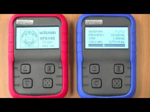 Gerador de funções 1 Mhz - HPG1