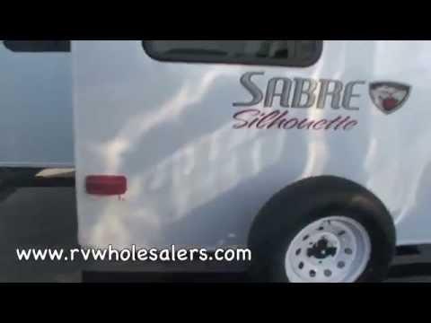 2011 Sabre Silhouette 290RES Fifth Wheel Camper At RVWholesalers 003671