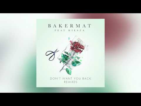Bakermat - Don't Want You Back feat. Kiesza (Castelle Remix) [Cover Art] [Ultra Music]