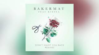 Скачать Bakermat Don T Want You Back Feat Kiesza Castelle Remix Cover Art Ultra Music
