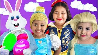 Disney Princess Easter Egg Hunt   Halloween Costumes and Toys