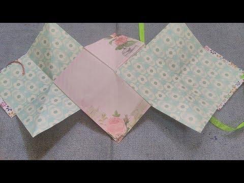 Diy Squash Card|Handmade Gift Card For Friends