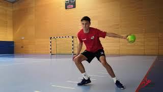 Schnelligkeit Und Koordination - Corona Handball-Training Zu Hause