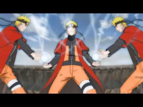 The Raising Fighting Spirit EXTENDED Naruto vs Pain HD