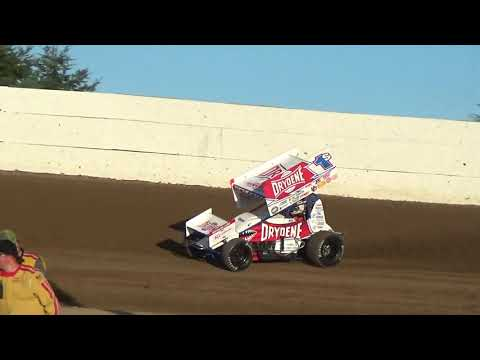 Grays Harbor Raceway, September 2, 2019, World of Outlaws Qualifying
