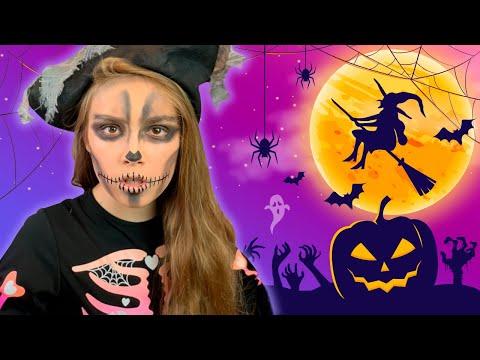 Подготовка к Хэллоуин с VD Dasha или Лайфхаки для DIY на Halloween 2019 👻