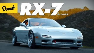 Mazda RX-7 FD - el Carro Más Único de Japón
