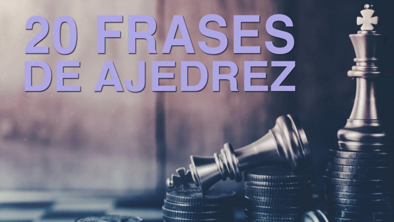 150 Frases De Ajedrez El Juego Que Roza El Infinito Con