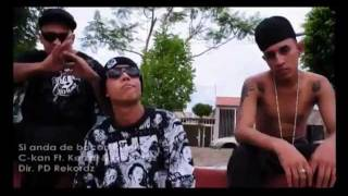 si anda de bocon remix c kan ft ketzal ab perez official video hd 2011 la mafia de la c