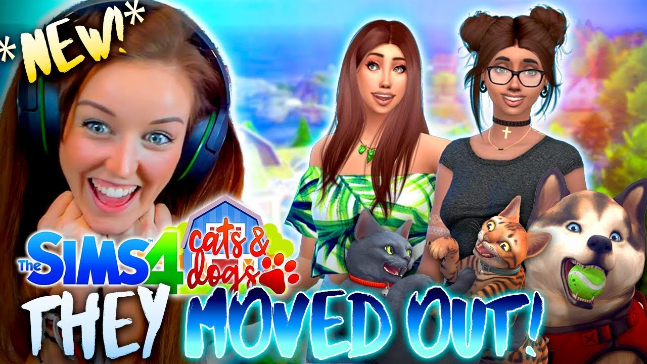 Clare Siobhan New Sims  Cats And Dogs