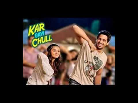 Ladki Beautiful Kar Gayi Chull - Kapoor And Sons (Badshah, FazilPuria Feat. Neha Kakkar)