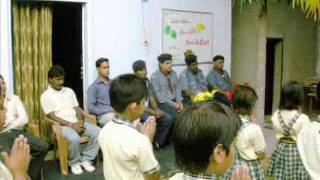 Delhi Public School Jhunjhunu Morning Assembly .wmv