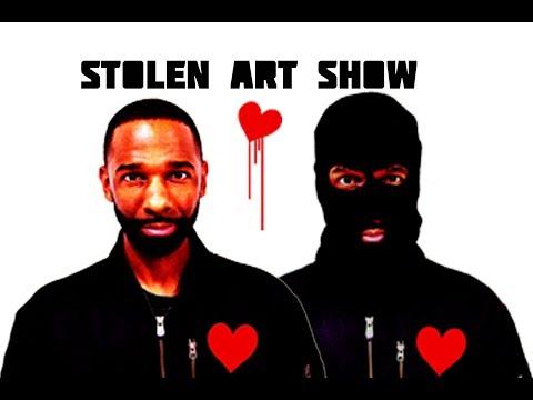 The Stolen Art Show Documentary Trailer (Short Film) (Short Documentary)