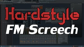Hardstyle Tutorial: FM Screech (FL Studio & Sytrus)