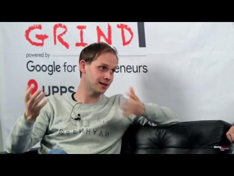 Startup Grind Uppsala Hosted Peter Sunde (Pirate Bay)