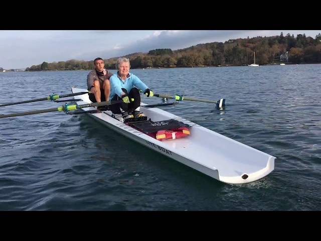 Coastal Rowing in Brittany with LiteRace 1X & 2X