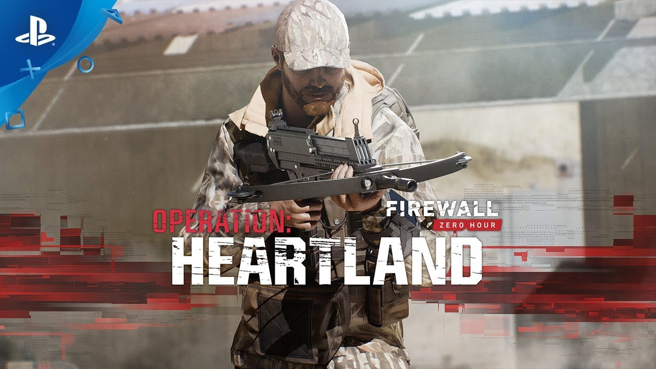 Firewall Zero Hour – Operation Heartland Content Reveal Trailer| PS VR