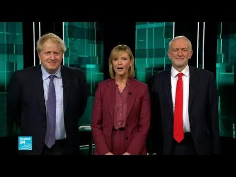بريطانيا: جونسون وكوربن يتواجهان في مناظرة ركزت على الخروج من الاتحاد الأوروبي  - نشر قبل 33 دقيقة