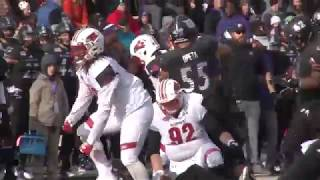 HIGHLIGHTS | SEMO Football falls to Weber State 48-23 in Championship Second Round - Dec. 1, 2018