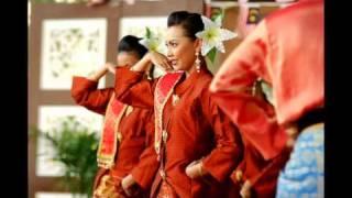 Instrumental Melayu Asli - Rancak Bertemu