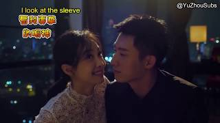 [Eng] Moonshine and Valentine : BTS of Kiss & Bed scene [Huang Jingyu] [Victoria Song]