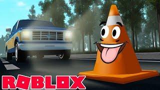 DEVENIR A Cone on ROBLOX?